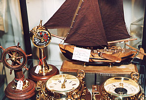 Nautical Instruments and Dutch Botter